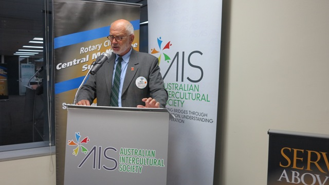 AIS and Rotary Club Welcome New Iftar Partnership