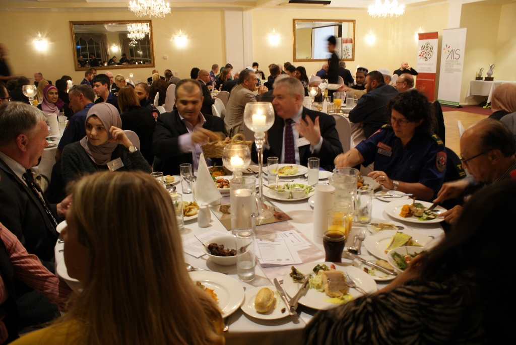 AIS Opens Ramadan with inaugural Ambulance Victoria Iftar Dinner