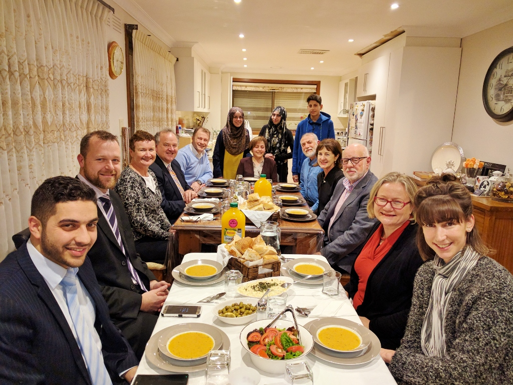 Home Iftars; a yearly AIS tradition