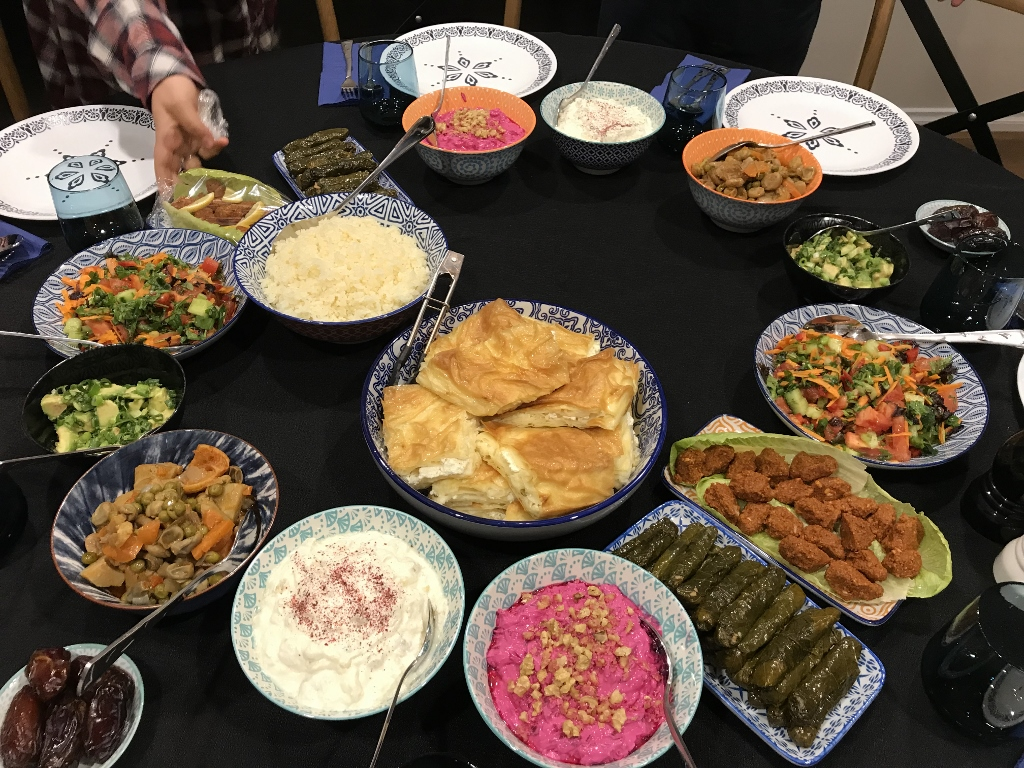 Home Iftar Dinners 2019