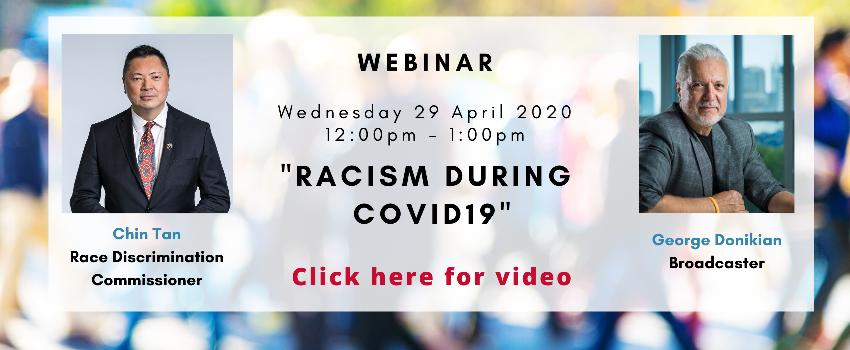 Racism During COVID-19