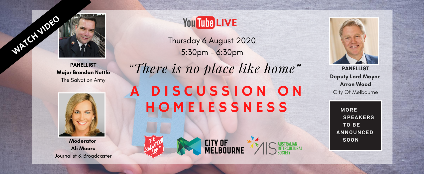 There's No Place Like Home : A Discussion on Homelessness