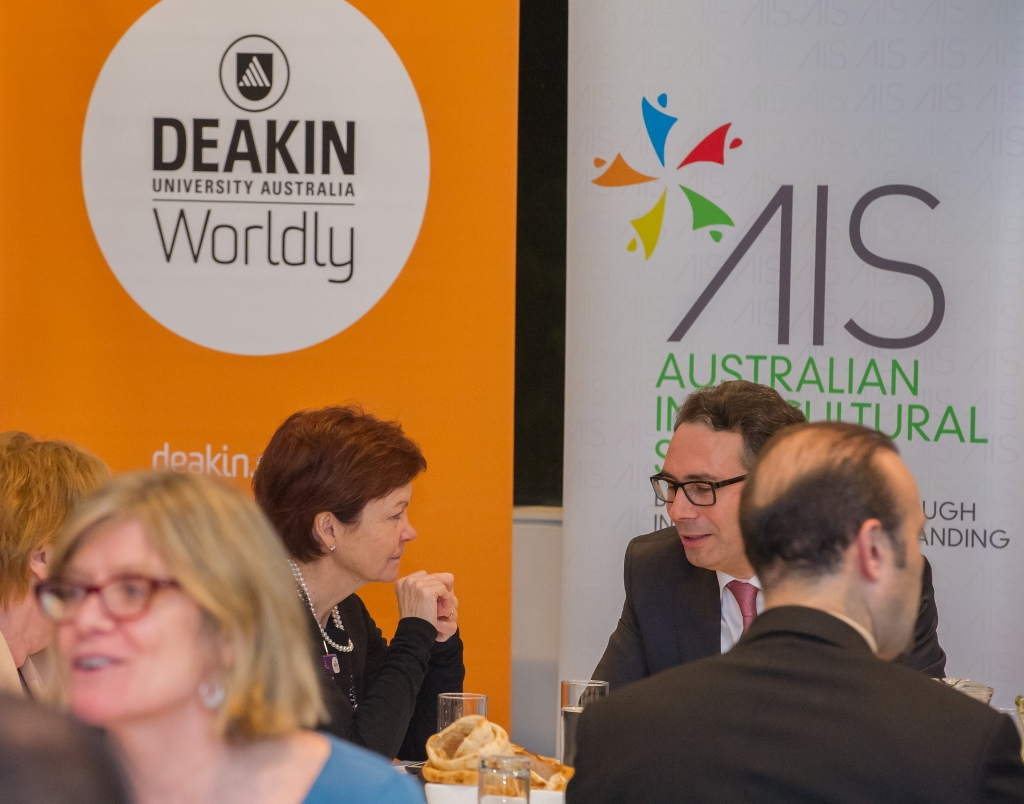 Pluralism; Multiculturalism Highlighted at Deakin University Iftar Dinner