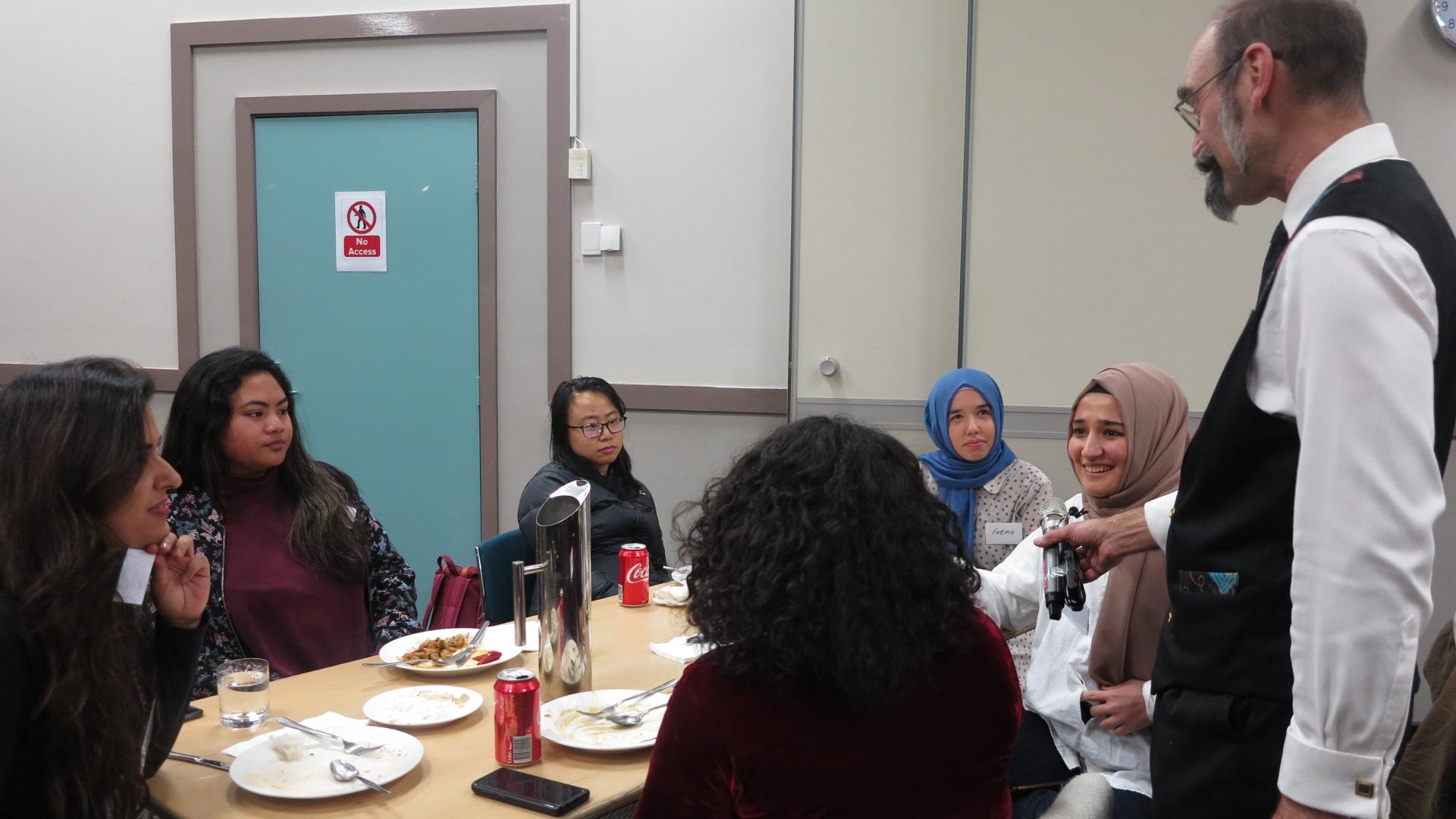 Muslim-Catholic Youth Iftar Dinner 2019